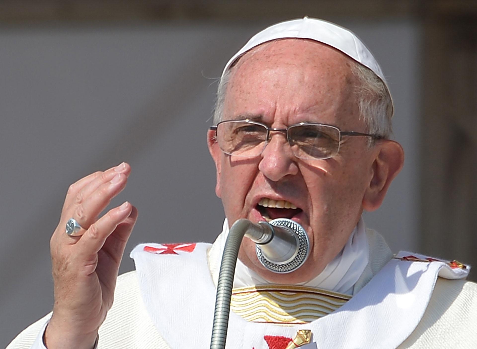 A Közép-afrikai Köztársaságba érkezett a pápa