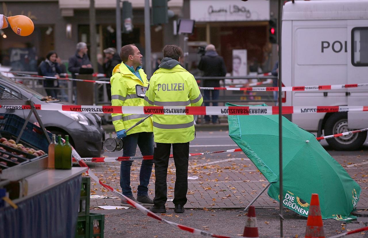Németországban még mindig a szélsőjobb követi el a legtöbb támadást a politikusok ellen