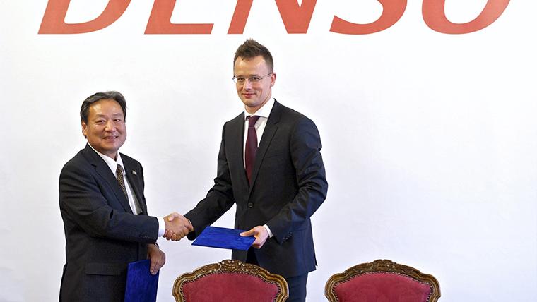 Szombattól leáll a Denso Gyártó Magyarország Kft. fehérvári üzeme is