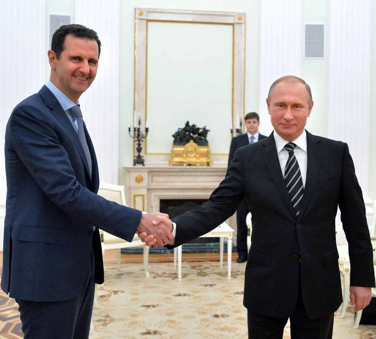 Aszad: 200 milliárd dollárba került Szíriának a polgárháború