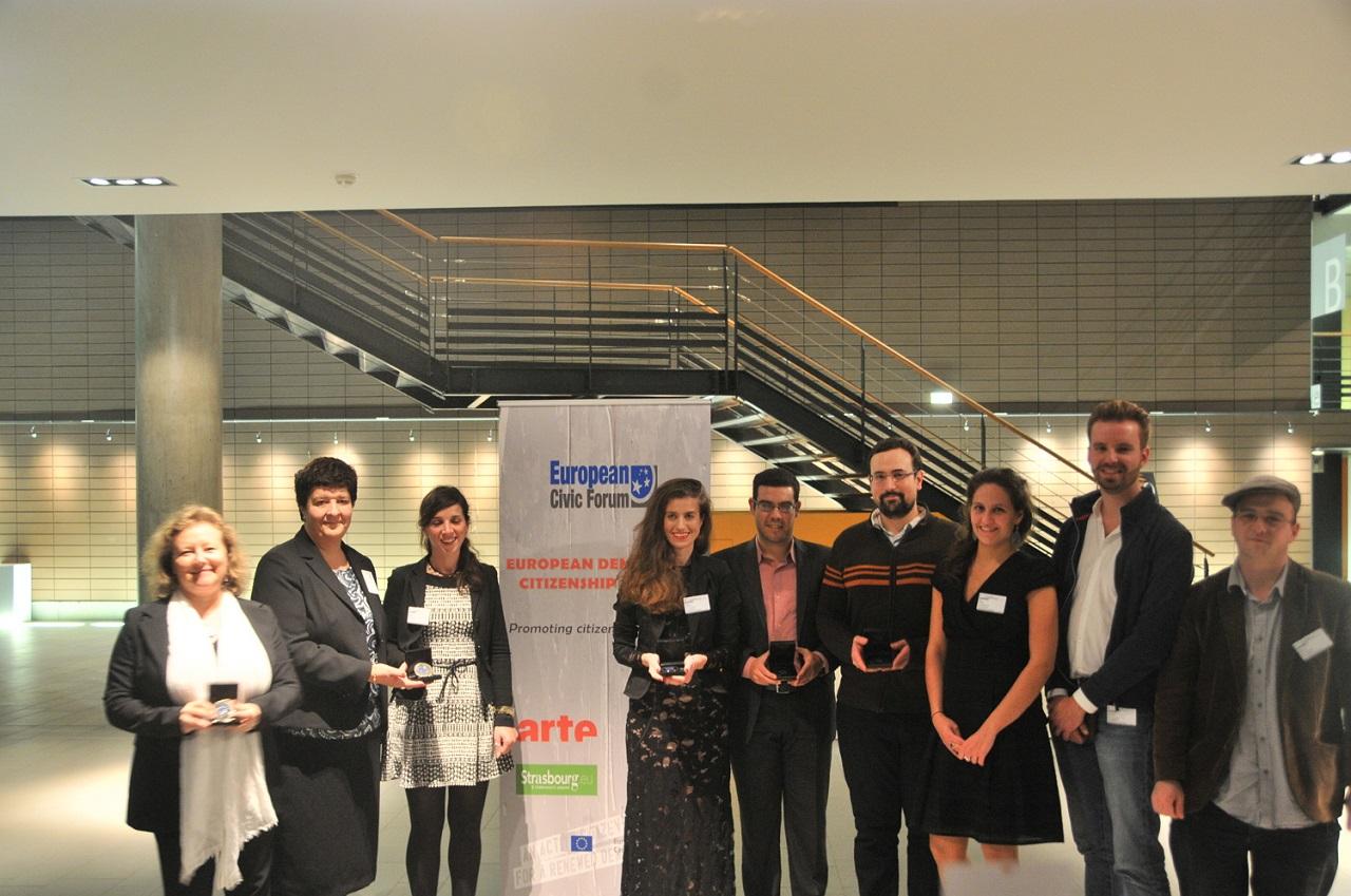Az MTI-hez is elért a hír, hogy megkapták az Európai Civil Fórum díját a netadó elleni tüntetés szervezői