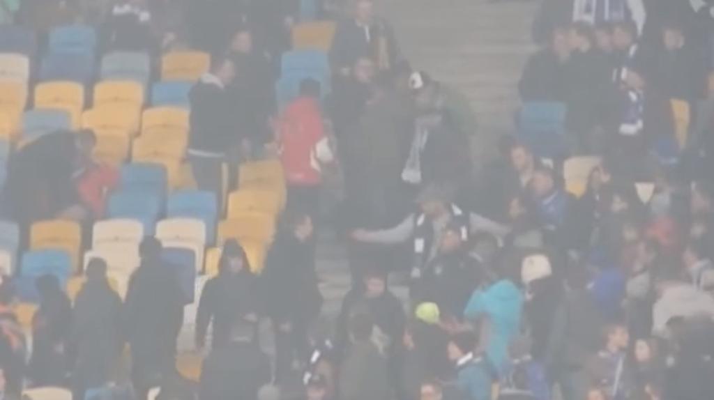A Dinamo Kijev stadionigazgatója szerint külön szektor kéne a fekete nézőknek és akkor nem lenne gond a rasszizmussal