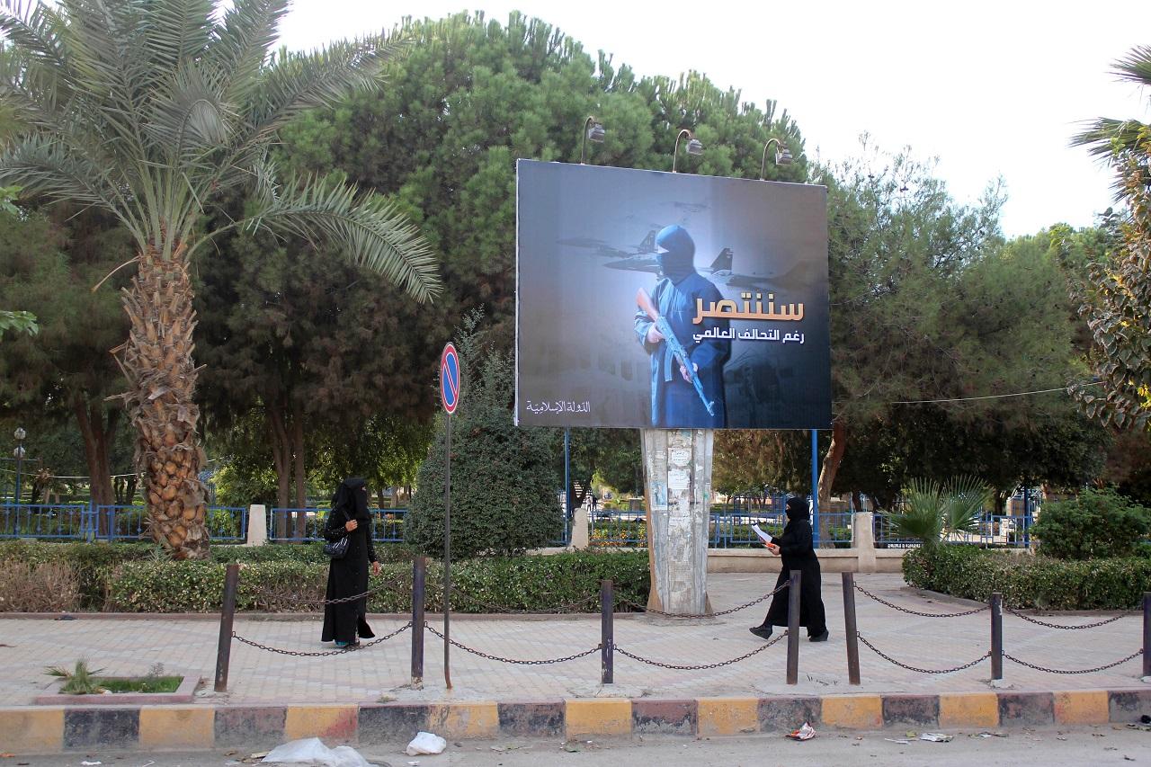 Az ISIS betiltotta a nőgyógyászatokat Szíriában