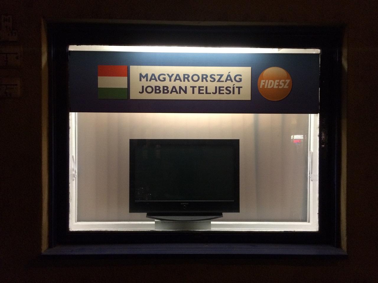 Magyarország legszebb vitrinje