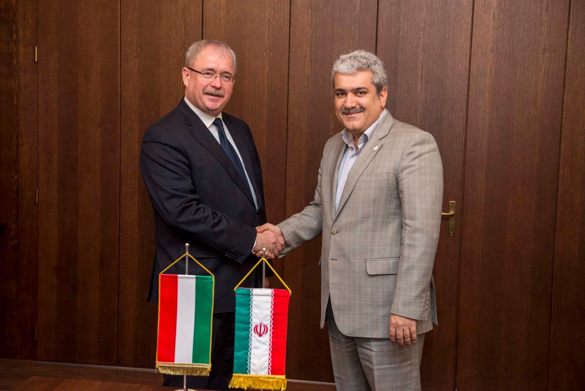 Fazekas Sándor megállapodott Iránnal