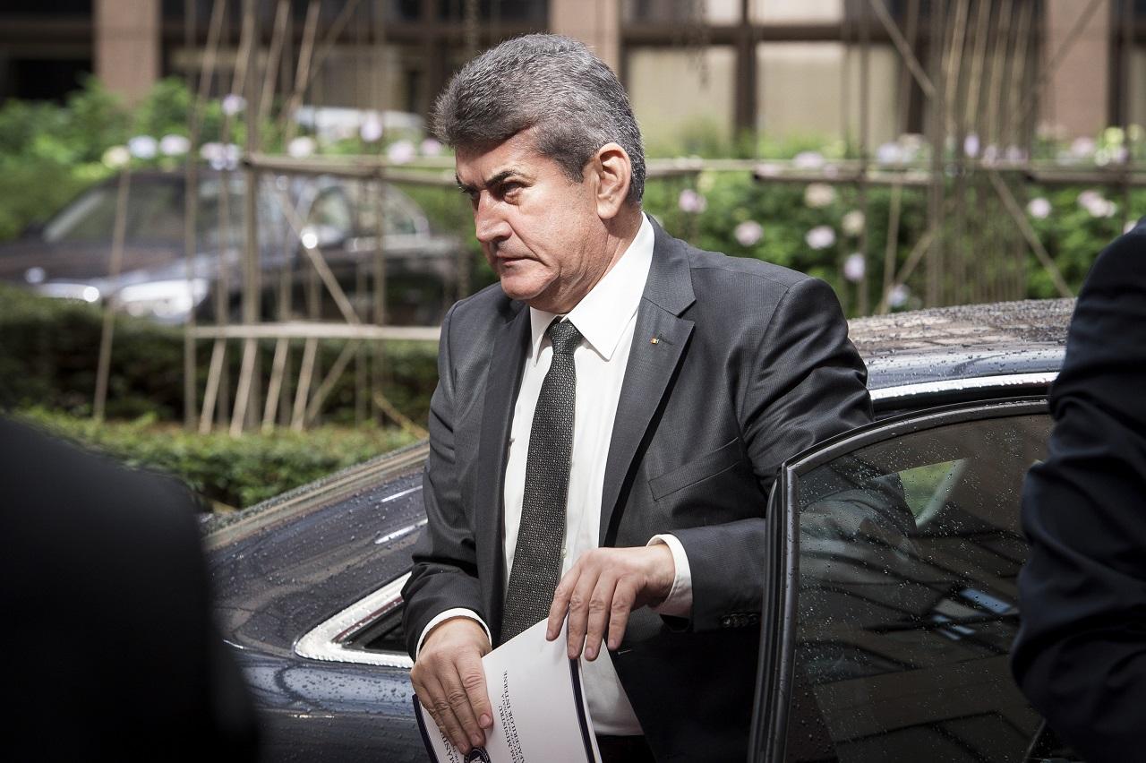 Lemondott a román miniszterelnök-helyettes