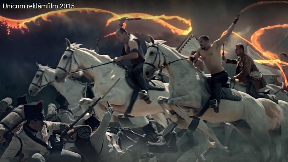 Az Unicum új reklámfilmjét láttad már?