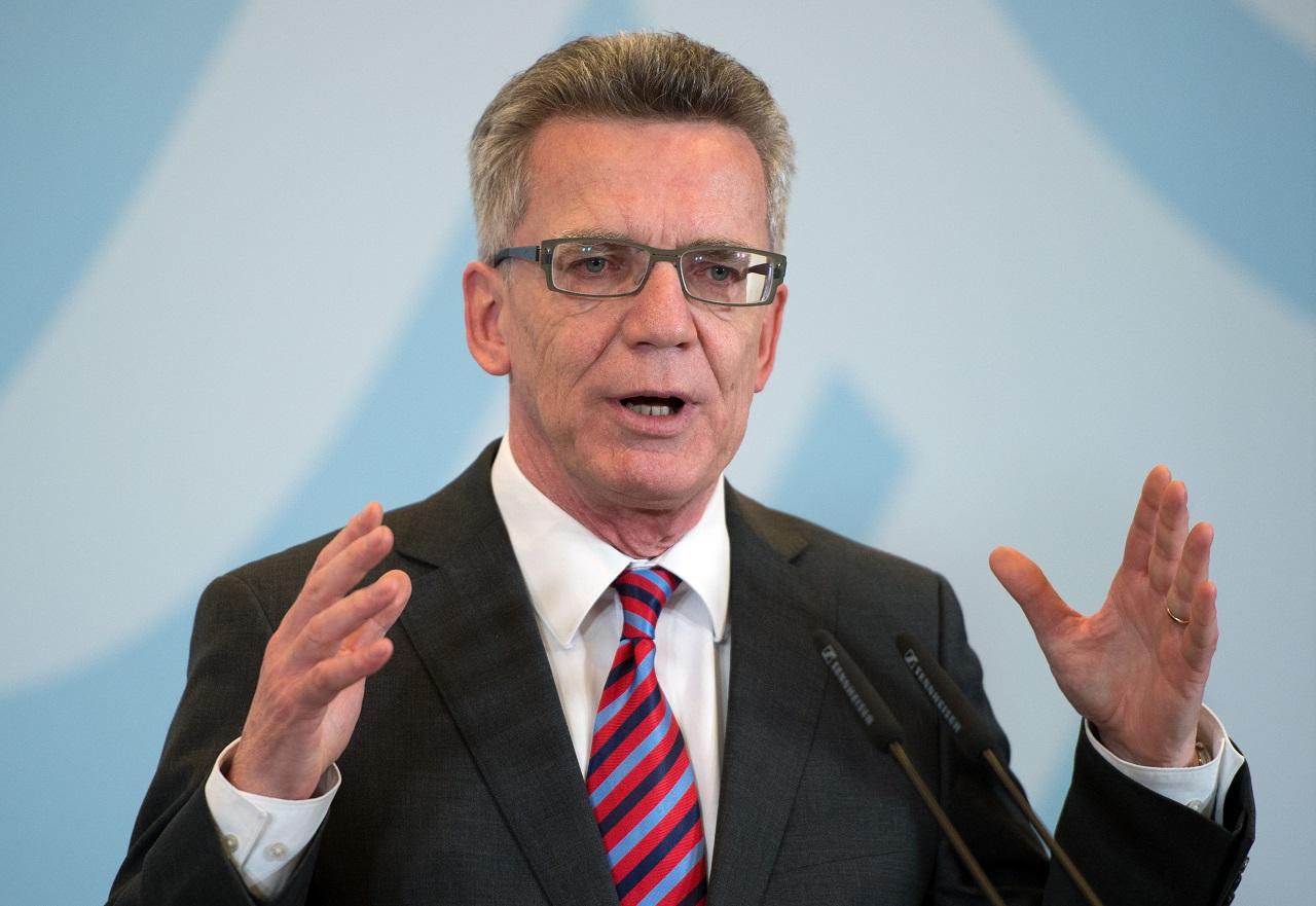 A német belügyminiszter szerint fontos és jó jel a kvótaperben született ítélet