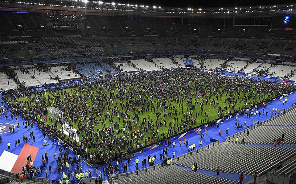 Hatalmas a készültség Párizsban az esti Eb-döntő előtt
