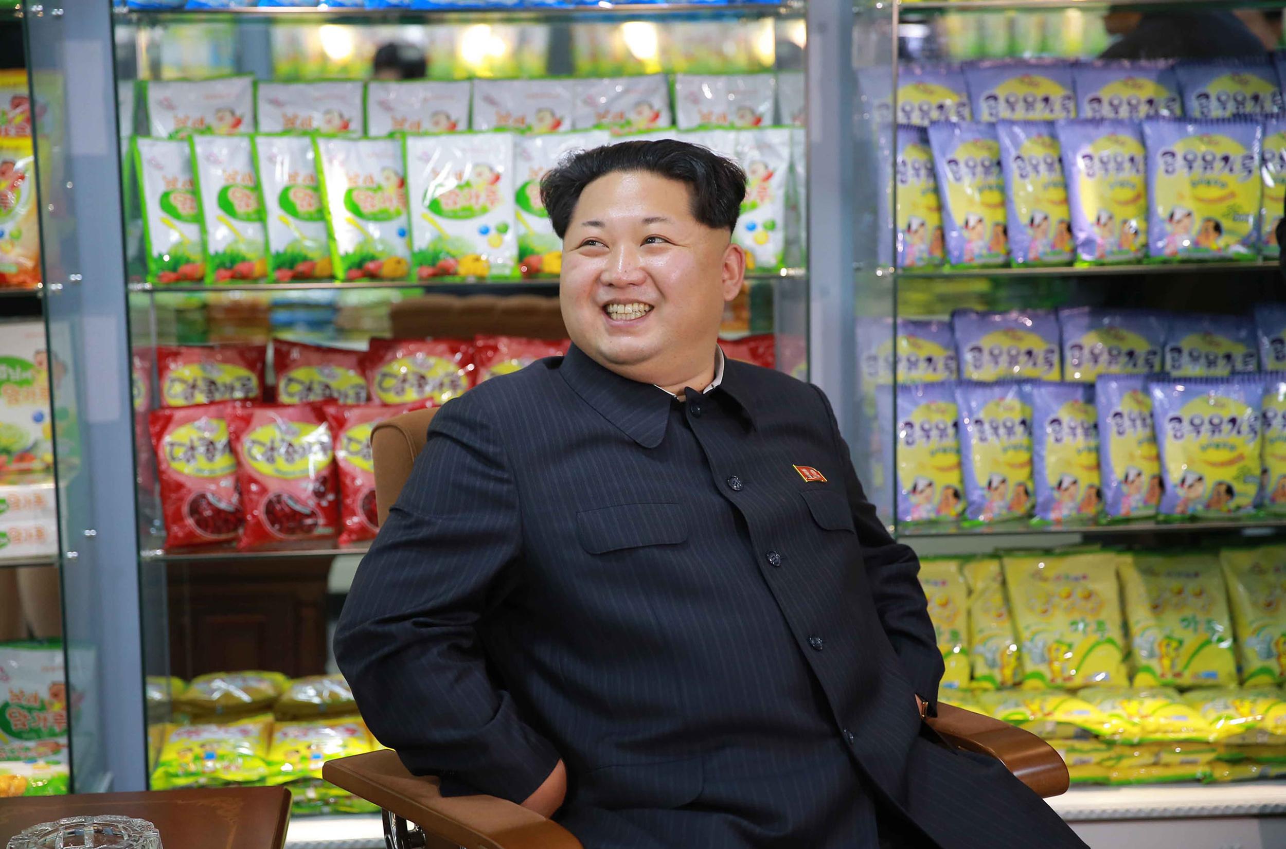 Kim Dzsongun most már Mao-hajjal nyomul