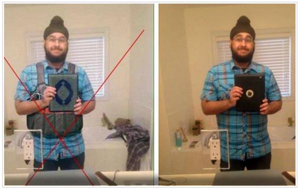 Online terrorizmus: egy kanadai szikh férfit terroristává photoshopoltak, és a kamufotó terjed a médiában
