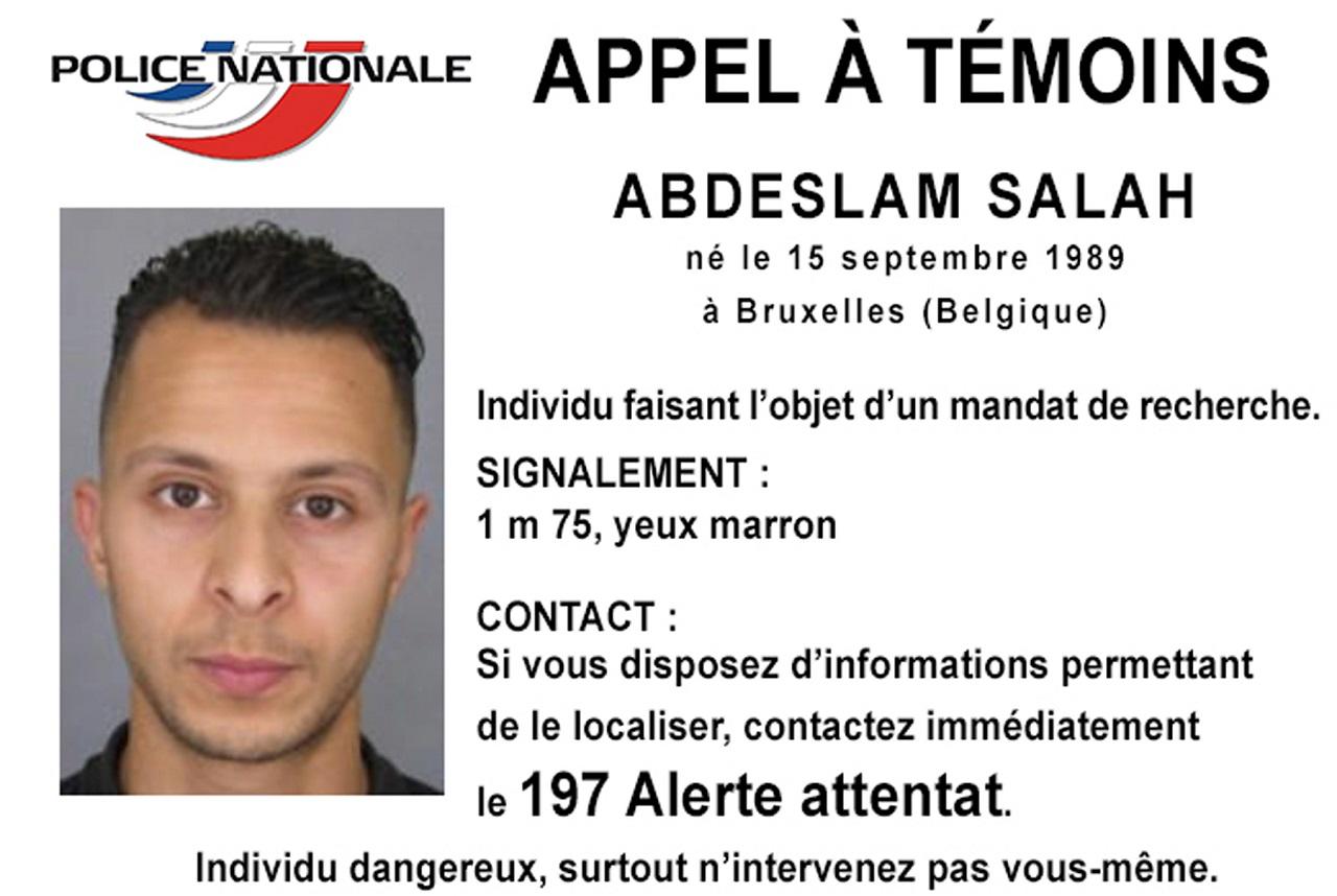 Vakbélgyulladás miatt kórházba került Salah Abdeslam