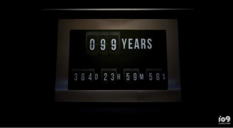 John Malkovich forgatott egy filmet, amit 100 év múlva fognak bemutatni