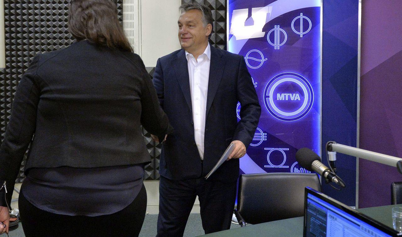 Orbán Viktor mára eljutott addig, hogy tulajdonképpen az EU terjeszti a terrorizmust Európában
