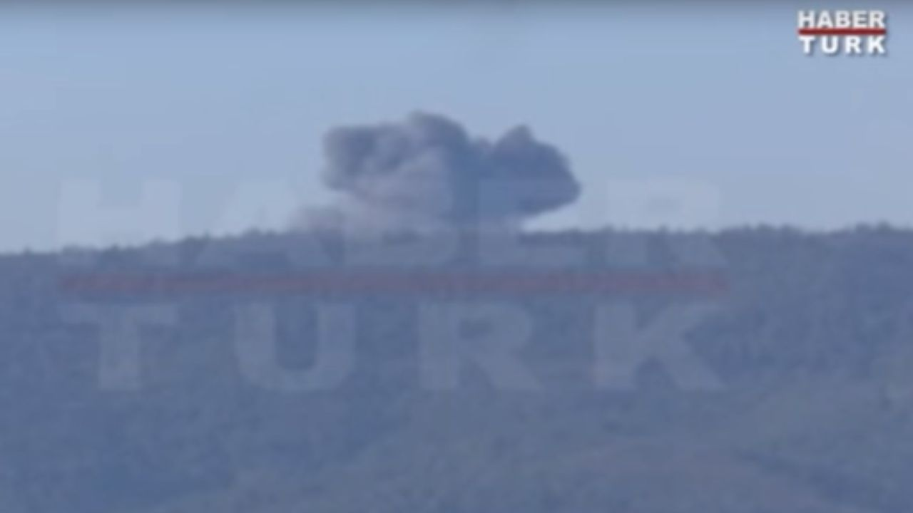 Törökország lelőtt egy orosz harci gépet