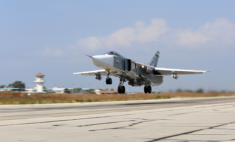 Törökország szerint megint megsértette a légterüket egy orosz bombázó