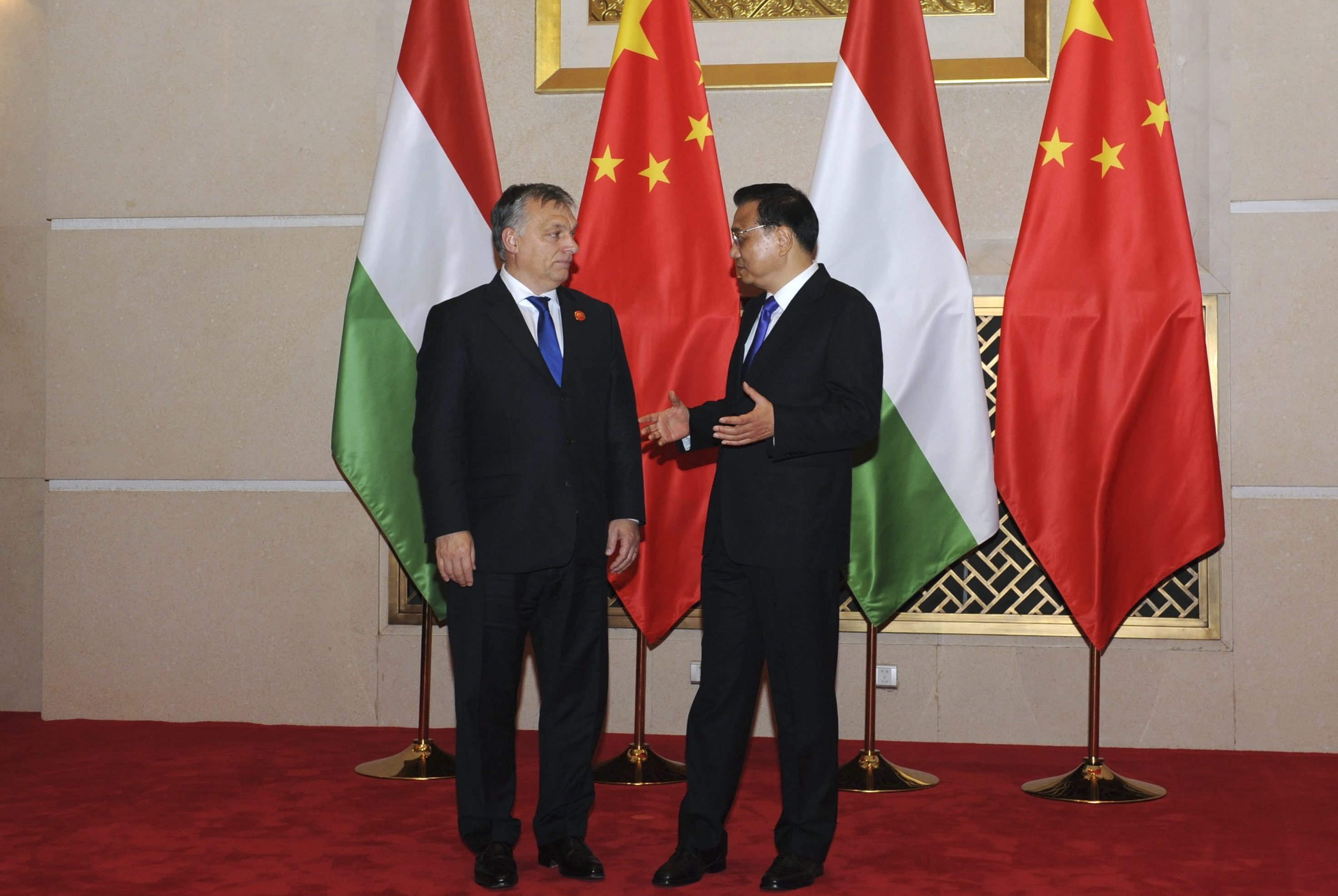 A magyar kormány megakadályozta, hogy elítélje kínai ellenzékiek bebörtönzését az EU