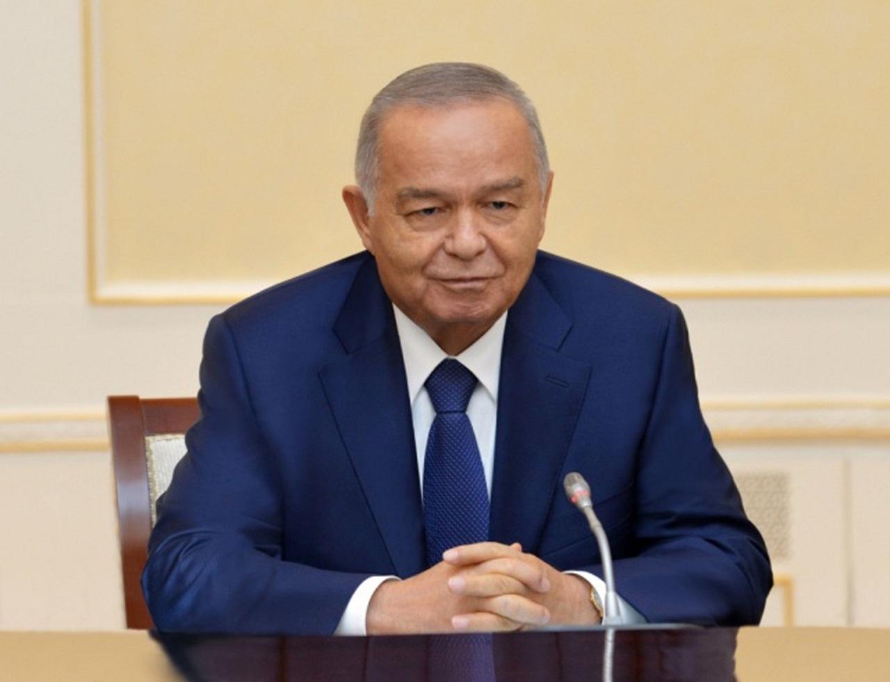 Meghalt Iszlam Karimov
