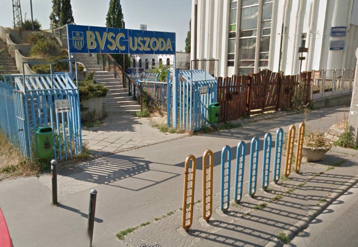 Vádat emelnek a BVSC leszakadt lépcsője miatt