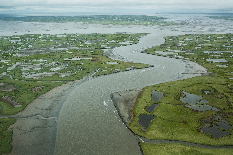 A nagy amerikai folyók harmadának megváltozott a színe