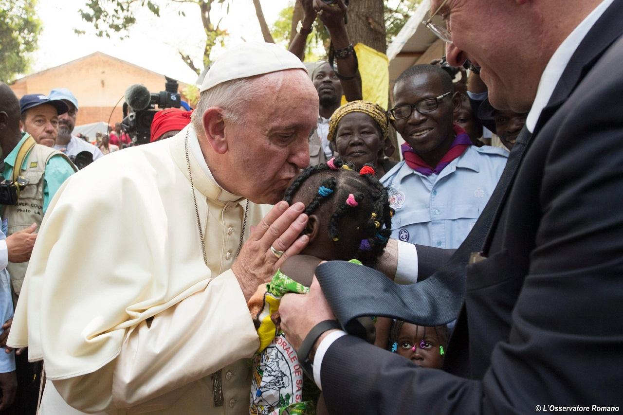 Ferenc pápa: A keresztények és a muszlimok testvérek