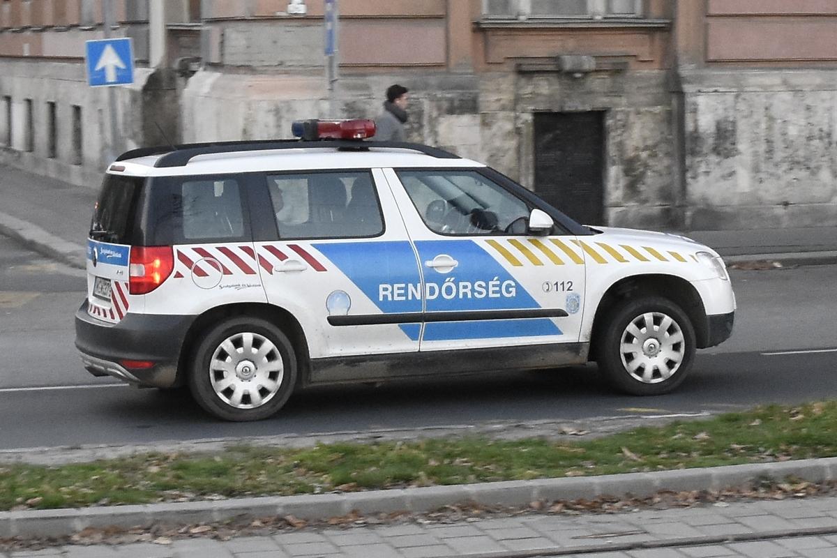 Kényszergyógykezelésre ítélhetik a balatonalmádi száguldózót, aki majdnem megölt egy rendőrt