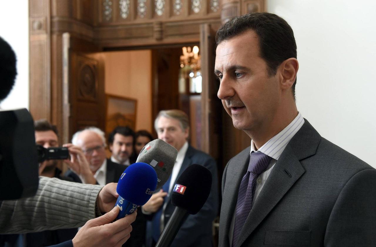 Aszad: 2021-ig maradok