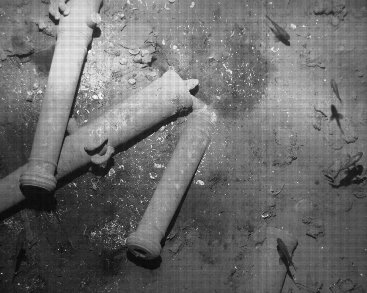 Megtalálták a világ talán legértékesebb hajóroncsát