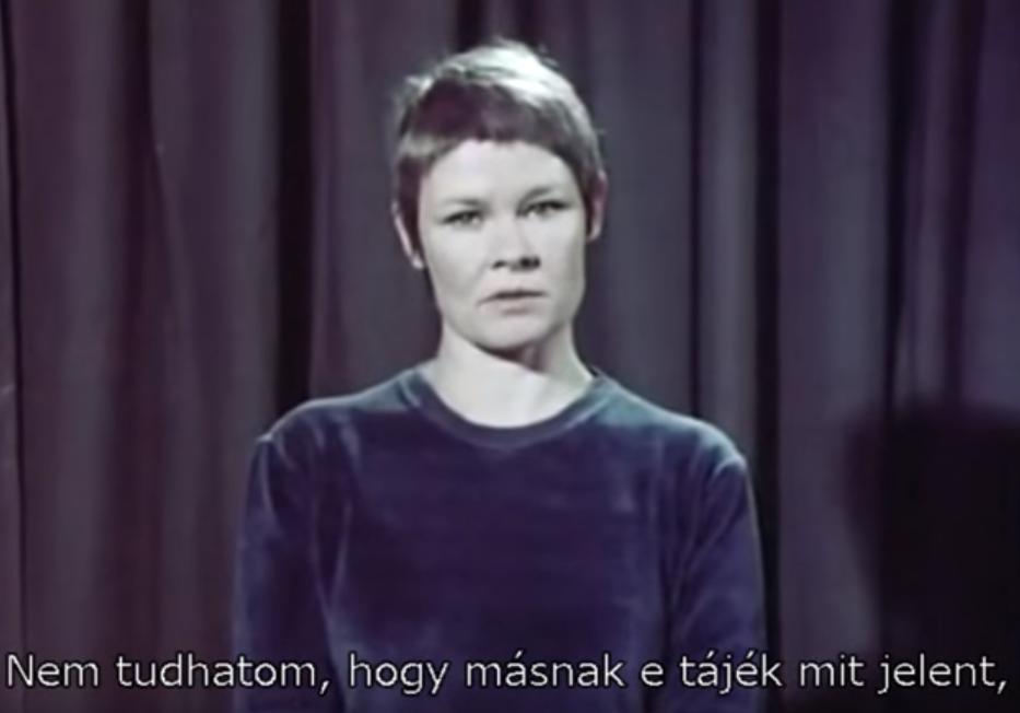 Amikor Radnótit szavalt az Oscar-díjas Judi Dench