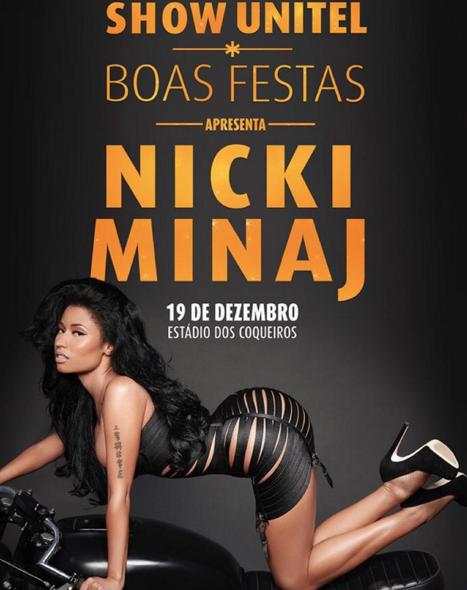 Emberi jogi szervezet tiltakozik Nicki Minaj angolai fellépése ellen