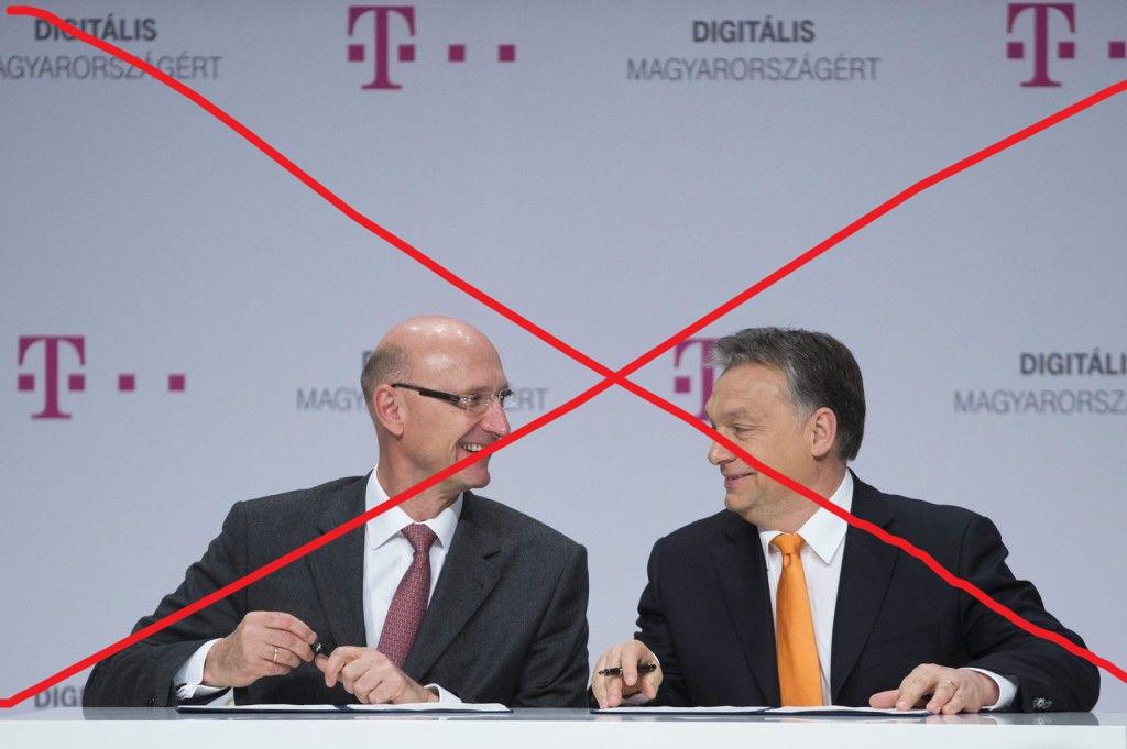A kormány felmondta az összes előfizetői szerződését a Telekommal