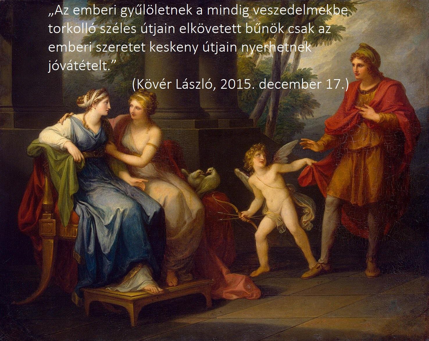 A szavak ereje: Kövér László, 2015. december 17.