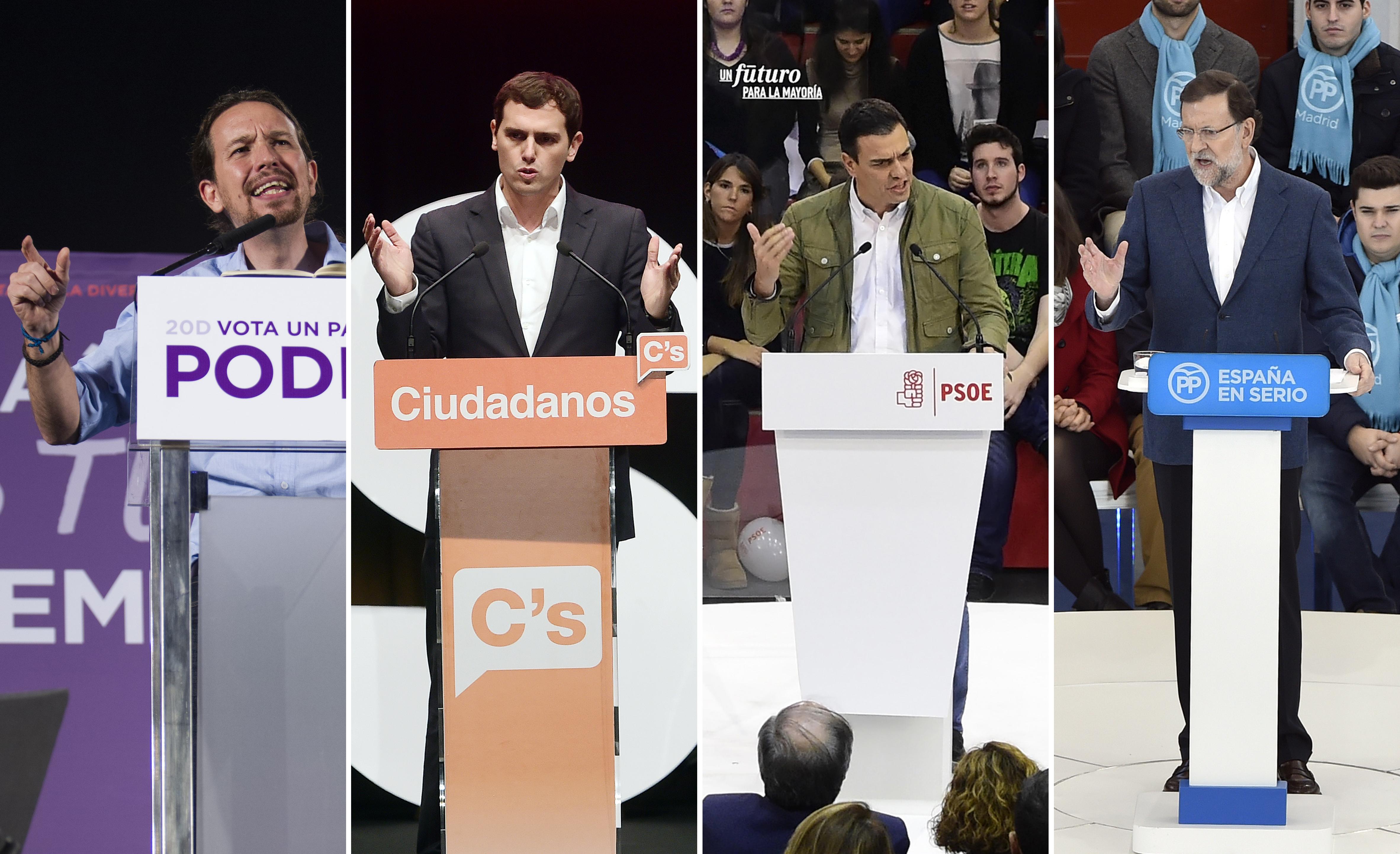Megdől a kétpártrendszer a spanyol választásokon
