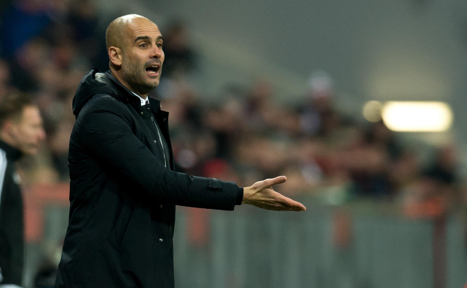 Guardiola a Manchester City-hez igazol és az eddigi fizetésének a dupláját keresi majd