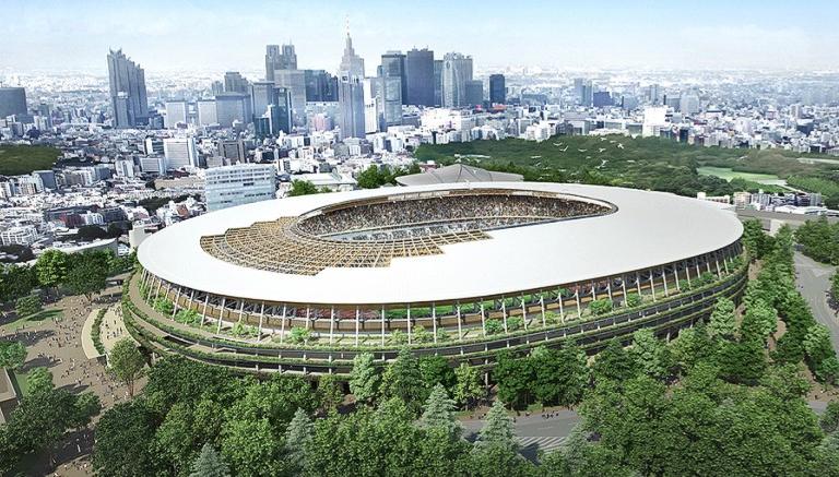 A visszafogott olimpiai stadionnal is másfélszeresen túllépik a költségeket Tokióban