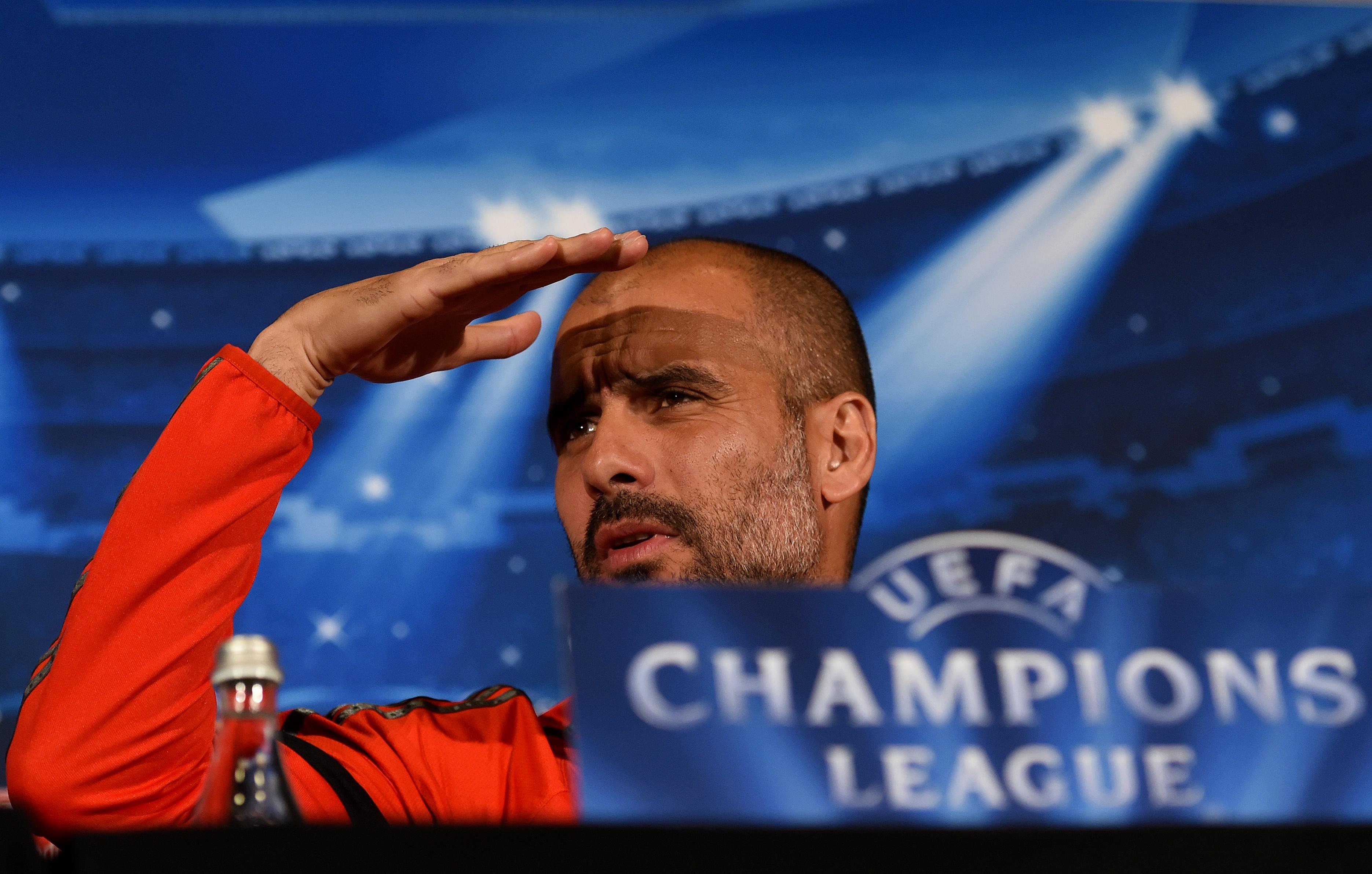 Guardiola betiltotta a pizzát a Manchester Citynél