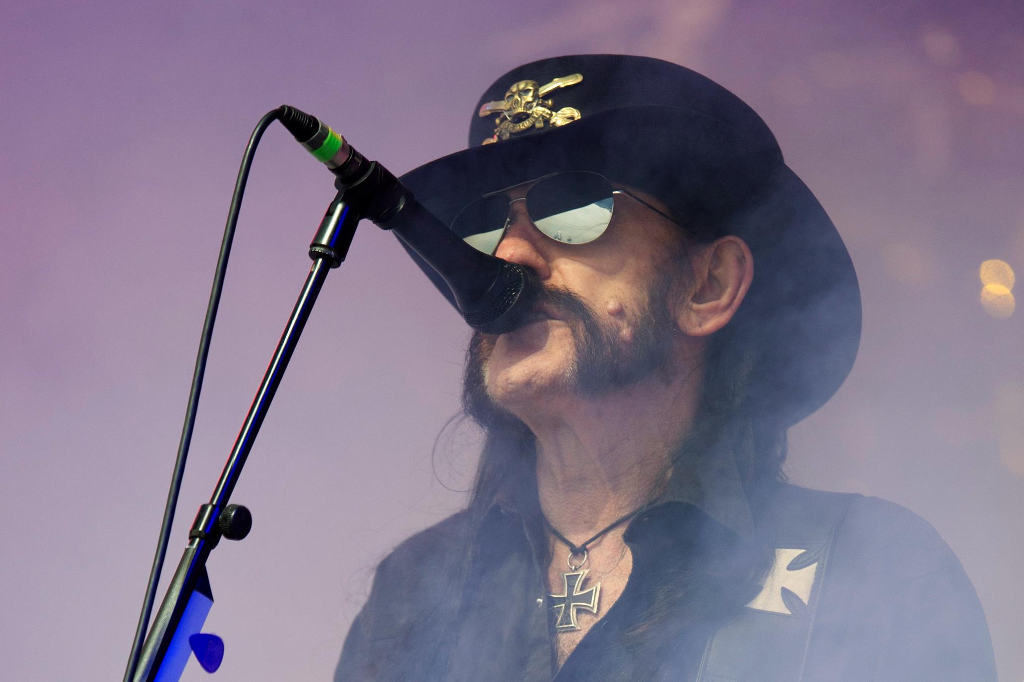 Lemmy után neveztek el egy jura kori óriáskrokodilt