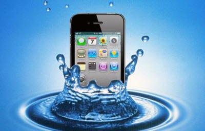 Vízálló lesz a 7-es Iphone