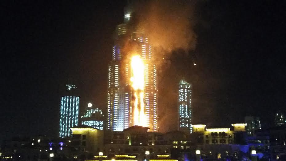 """""""Éreztük az égő szálloda hőjét, és hallottuk, ahogy ropog a tűz"""""""