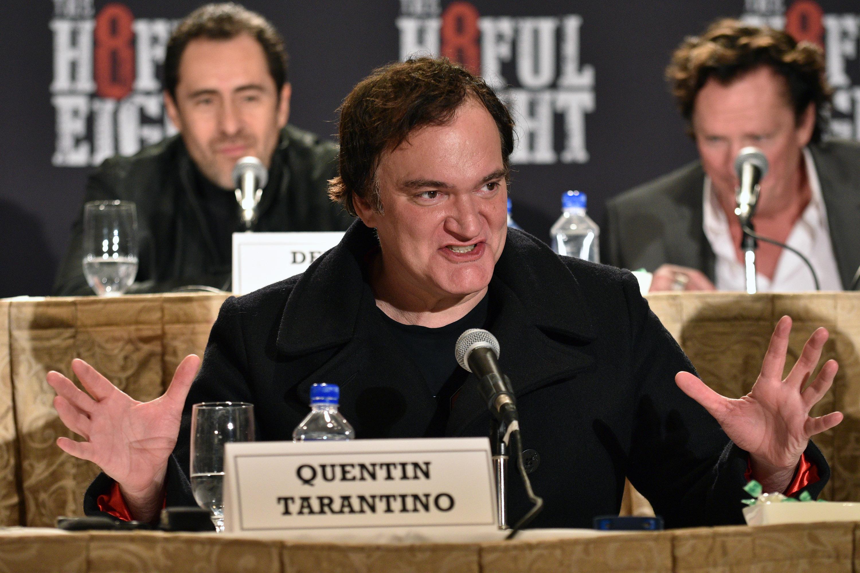 Tarantino következő filmje egy káromkodós Star Trek lehet