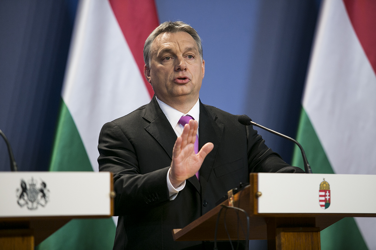 Orbán: Európa végre a magyar utat követi