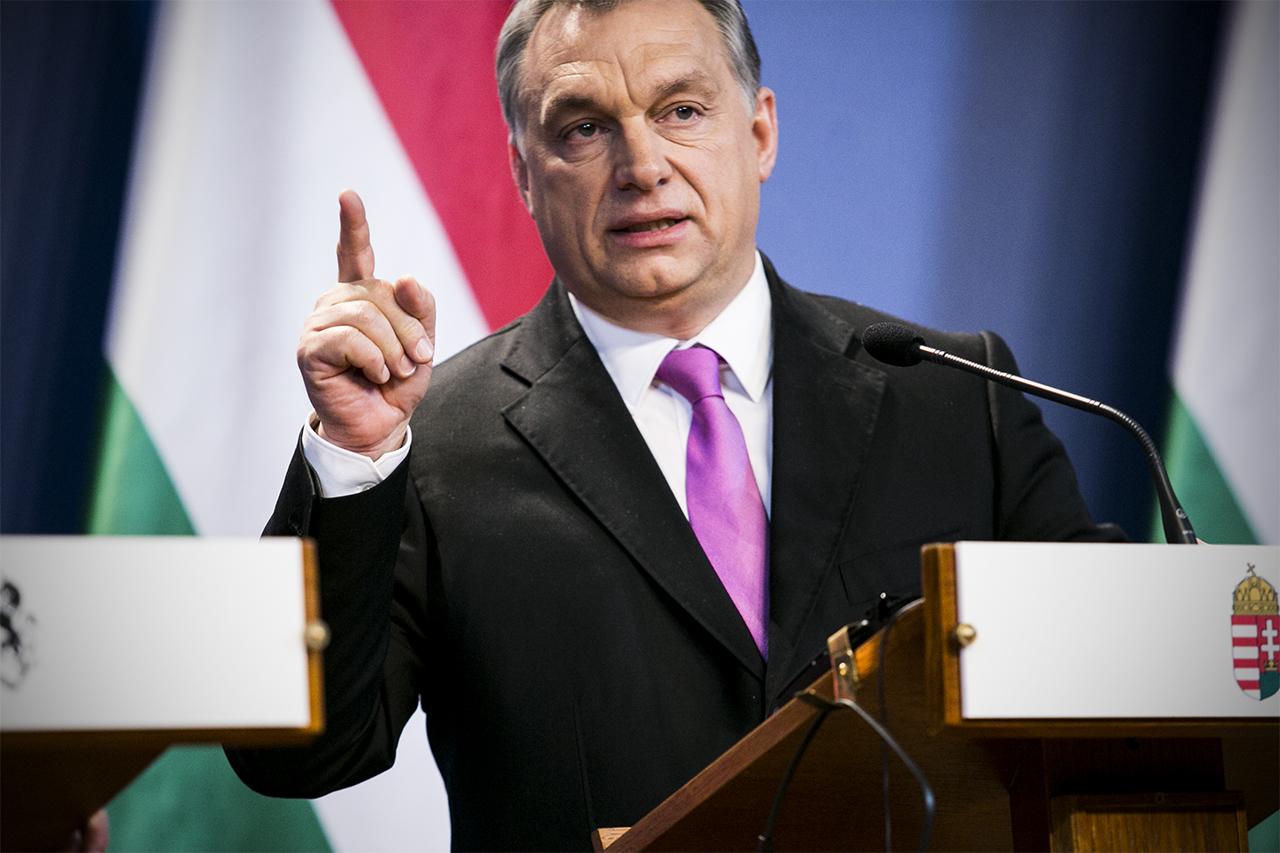 Orbán: Ha igaz lenne a baloldal kritikája, szügyig állnánk az önkényben