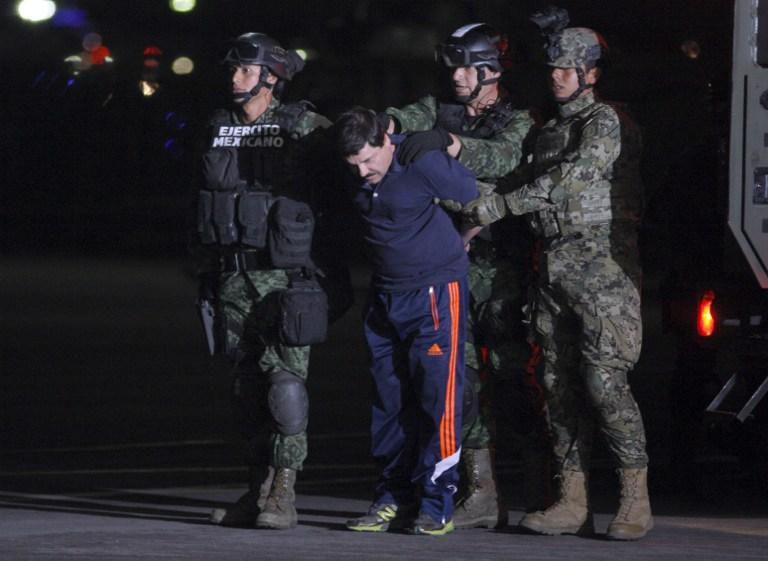 Elrabolták Jesust, El Chapo fiát