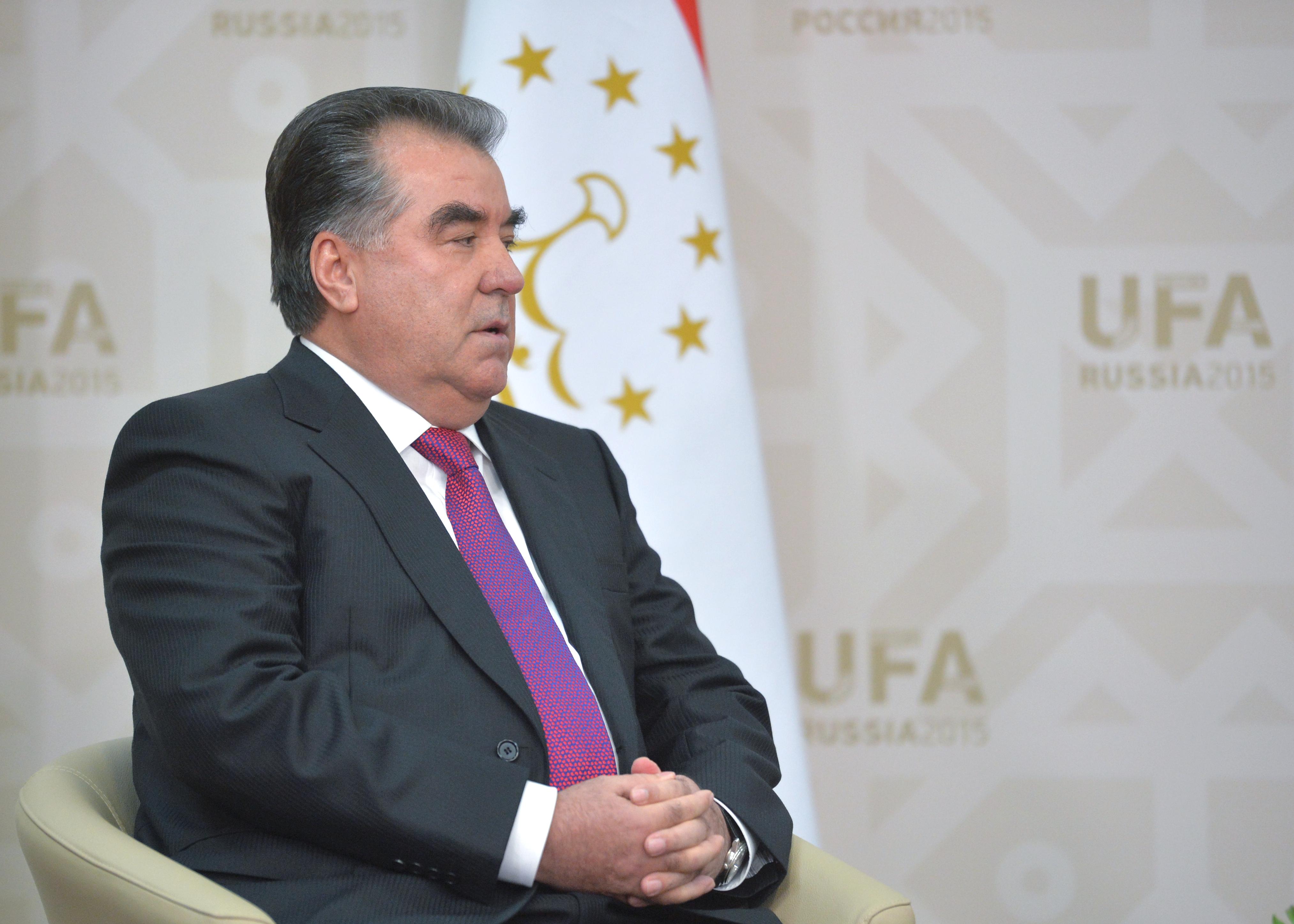 A tádzsikisztáni elnök a saját fiát nevezte ki a főváros polgármesterének