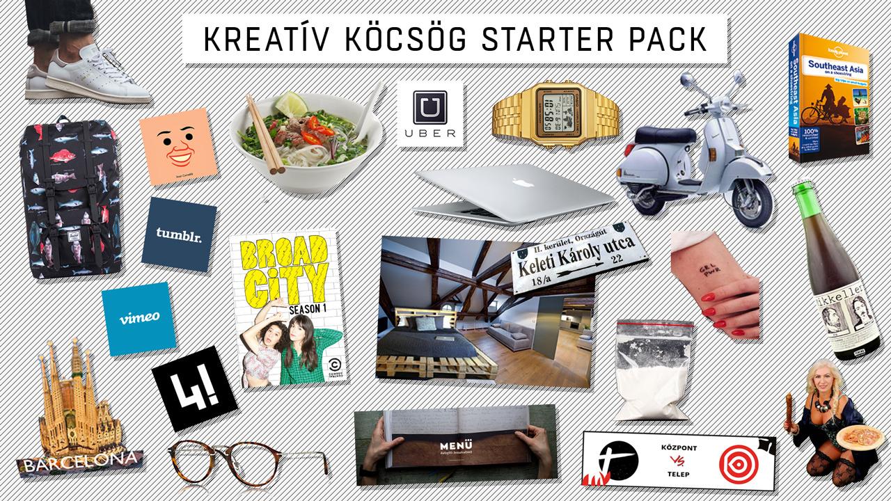 Megjelent a Kreatív Köcsög Freelancepack