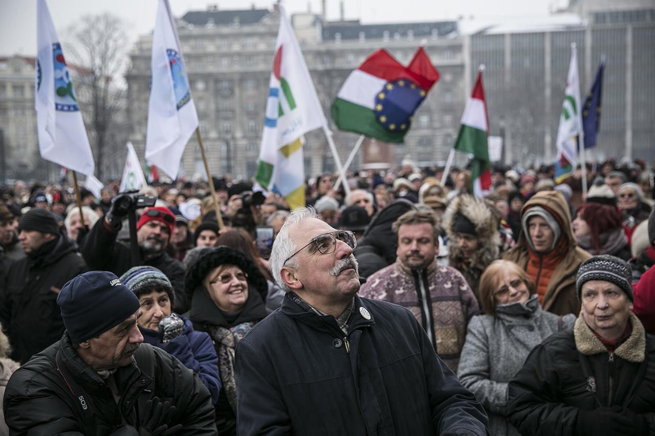 Bokros: Lemossuk a diktatúrát és a gyalázatot! És küzdünk az orosz nép szabdságáért!