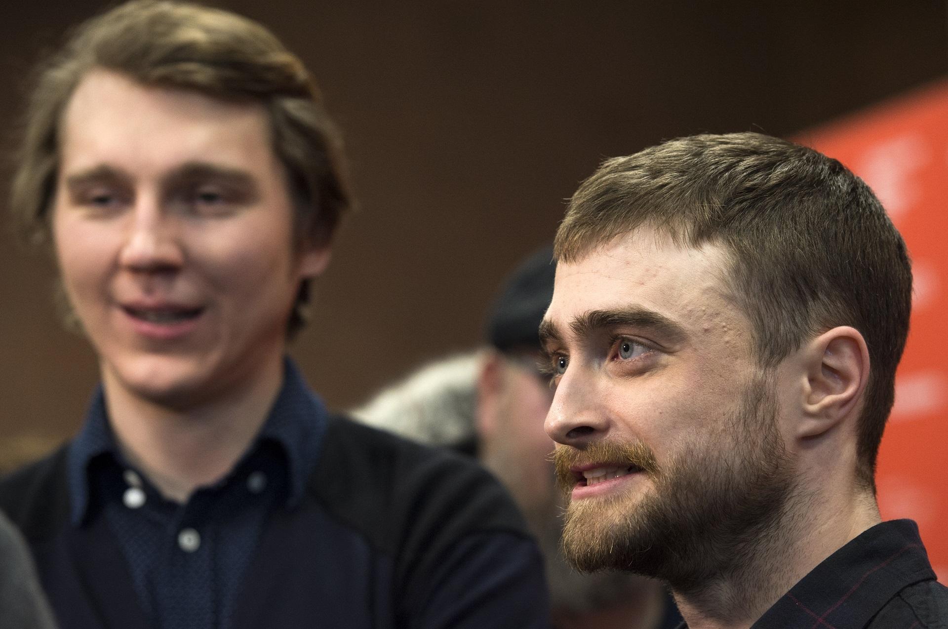 Daniel Radcliffe egy új drámában egy fingó hullát játszik, aki barátra talál