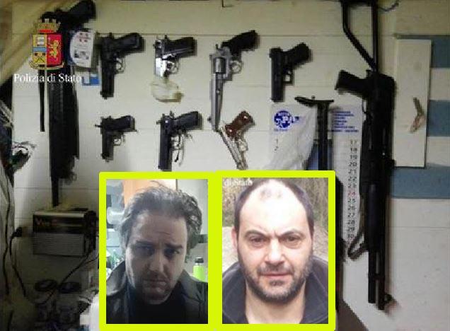 Évtizede bújkáló maffiózókat fogtak el Dél-Olaszországban