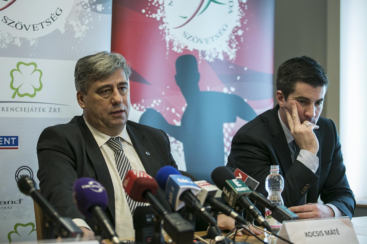 Mocsai Lajos kifejlesztette a sportolóknak járó doktori címet