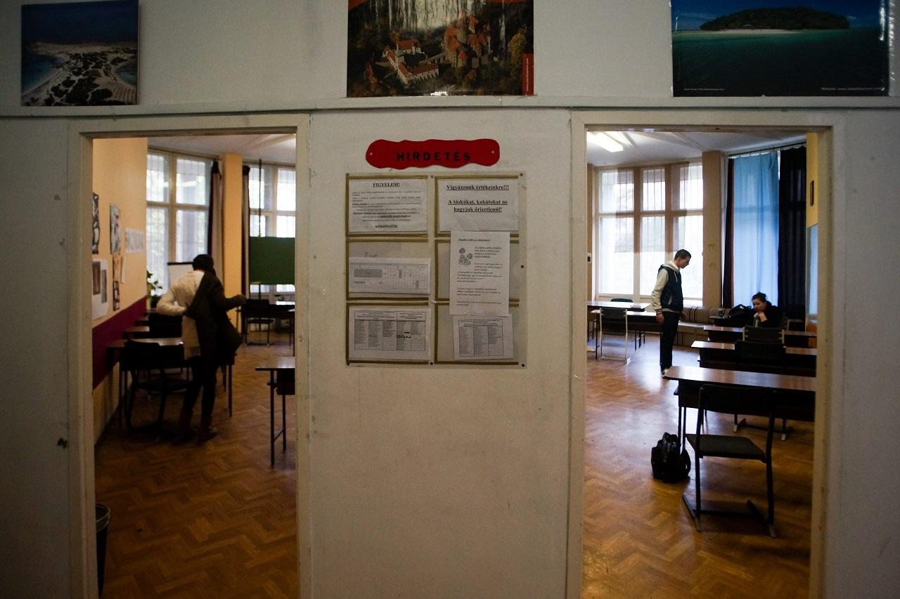 Így néz ki, amikor a miniszterelnök szerint jó irányba megy az oktatás Magyarországon